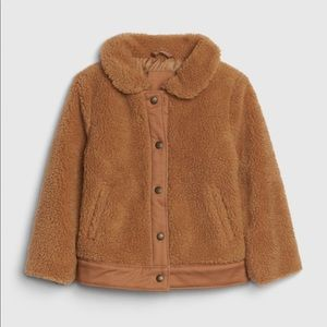 Baby Gap Toddler Sherpa Bomber Jacket